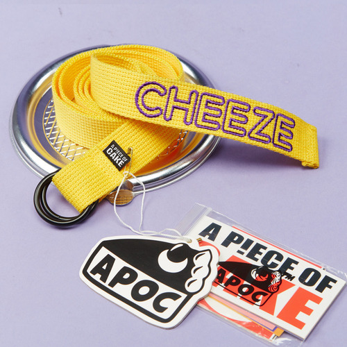 Webbing Belt_Cheeze