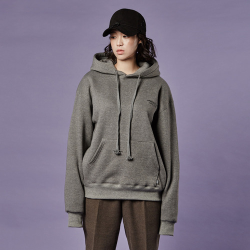 Basic Hoody_Gray