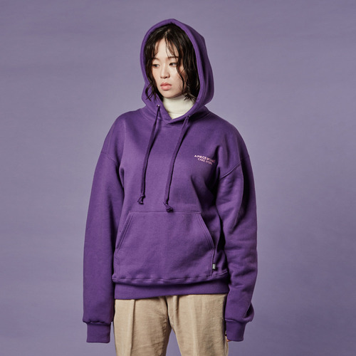 Basic Hoody_Purple
