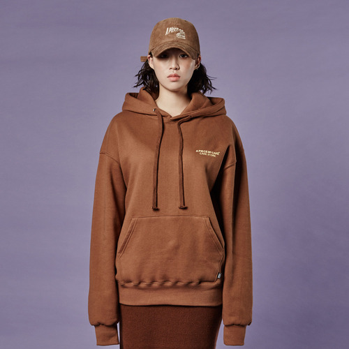 Basic Hoody_Brown