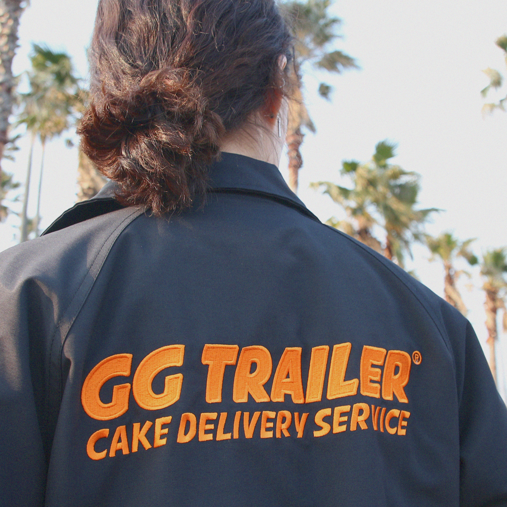 GG Trailer Coach Jacket_Black