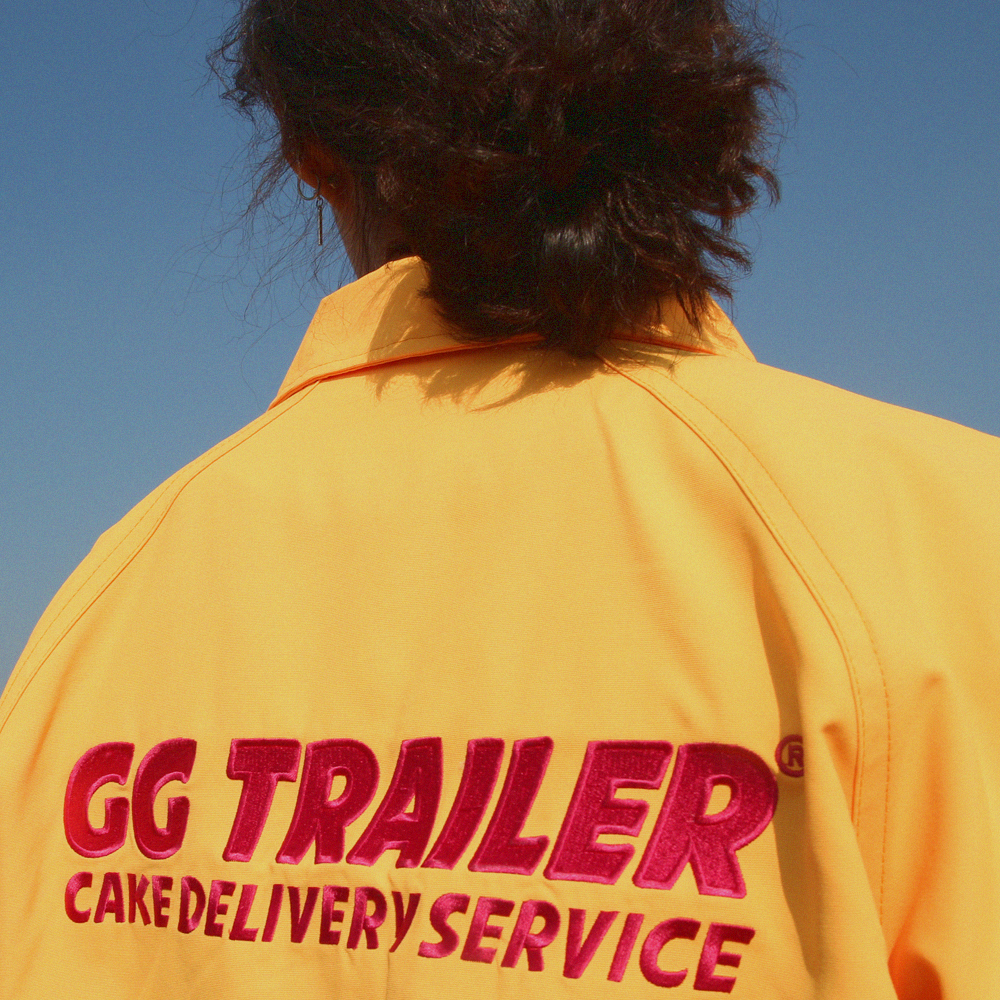 GG Trailer Coach Jacket_Vivid Yellow