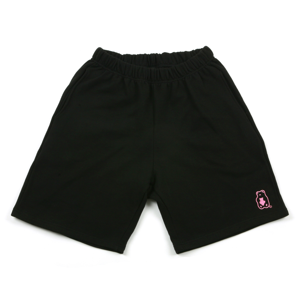 Grapegummy 1/2 Pants_Black