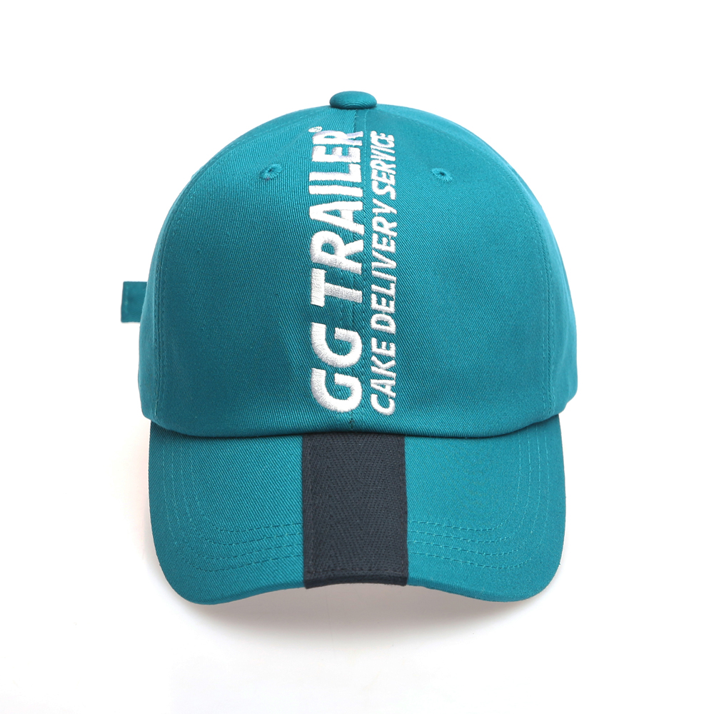 GG Trailer Line Cap_Blue Green