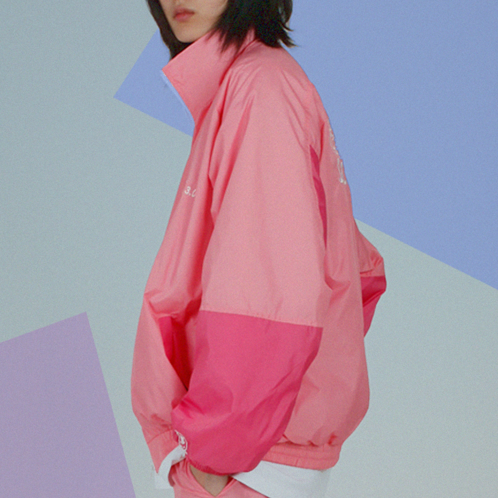 ACS3.0 Warm-up Jacket_Pink