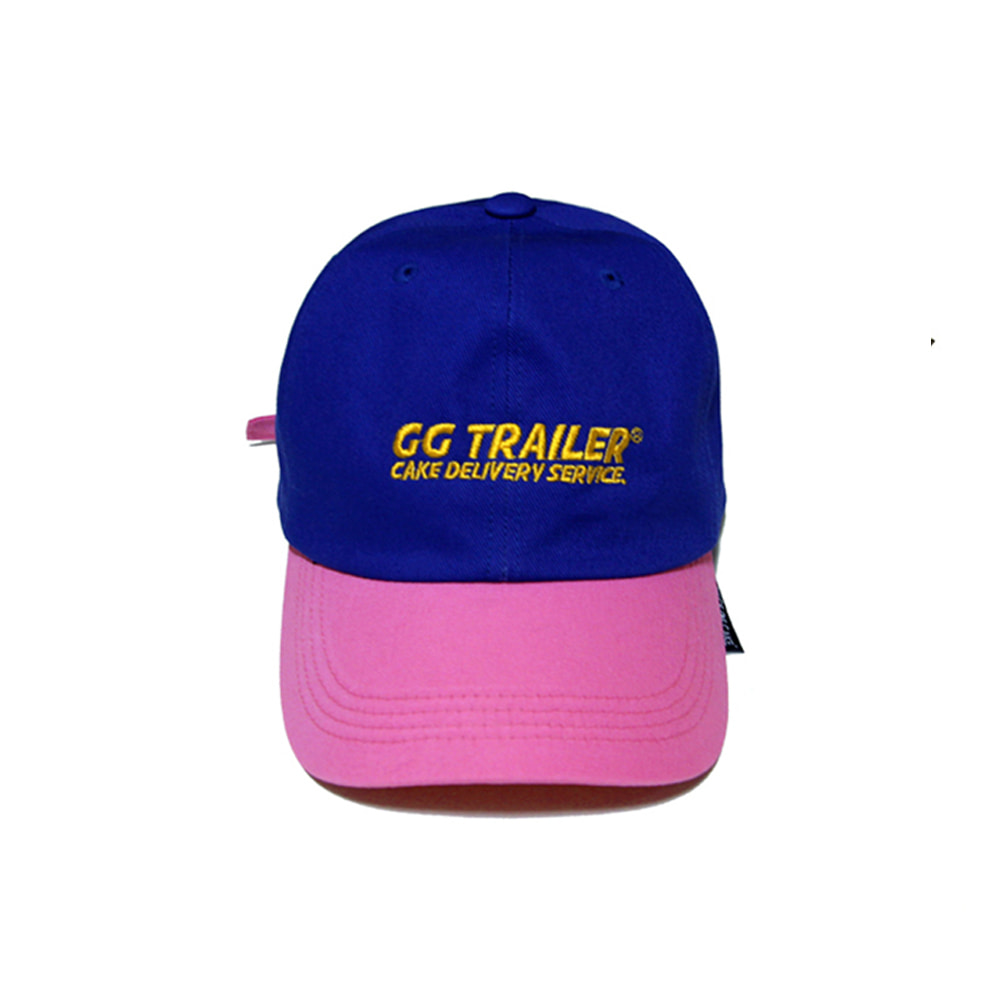 GG Trailer Logo Cap_Blue
