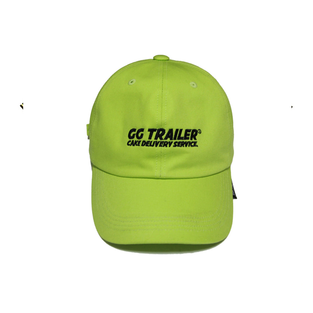 GG Trailer Logo Cap_Light green