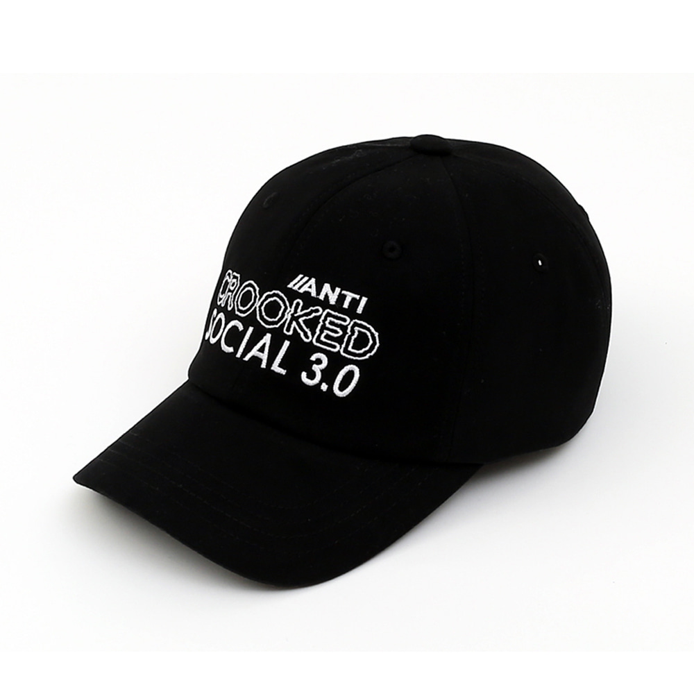 ACS3.0 Cap_Black/White