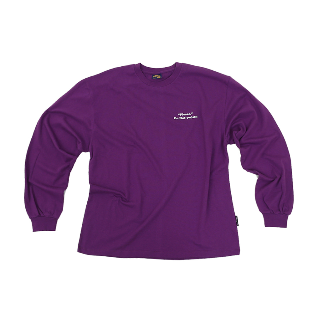 ACS3.0 Longsleeved T-shirts_Purple