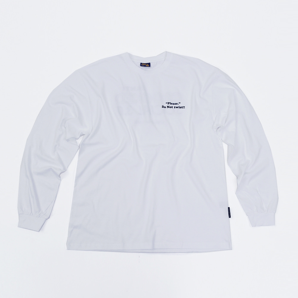 ACS3.0 Longsleeved T-shirts_White