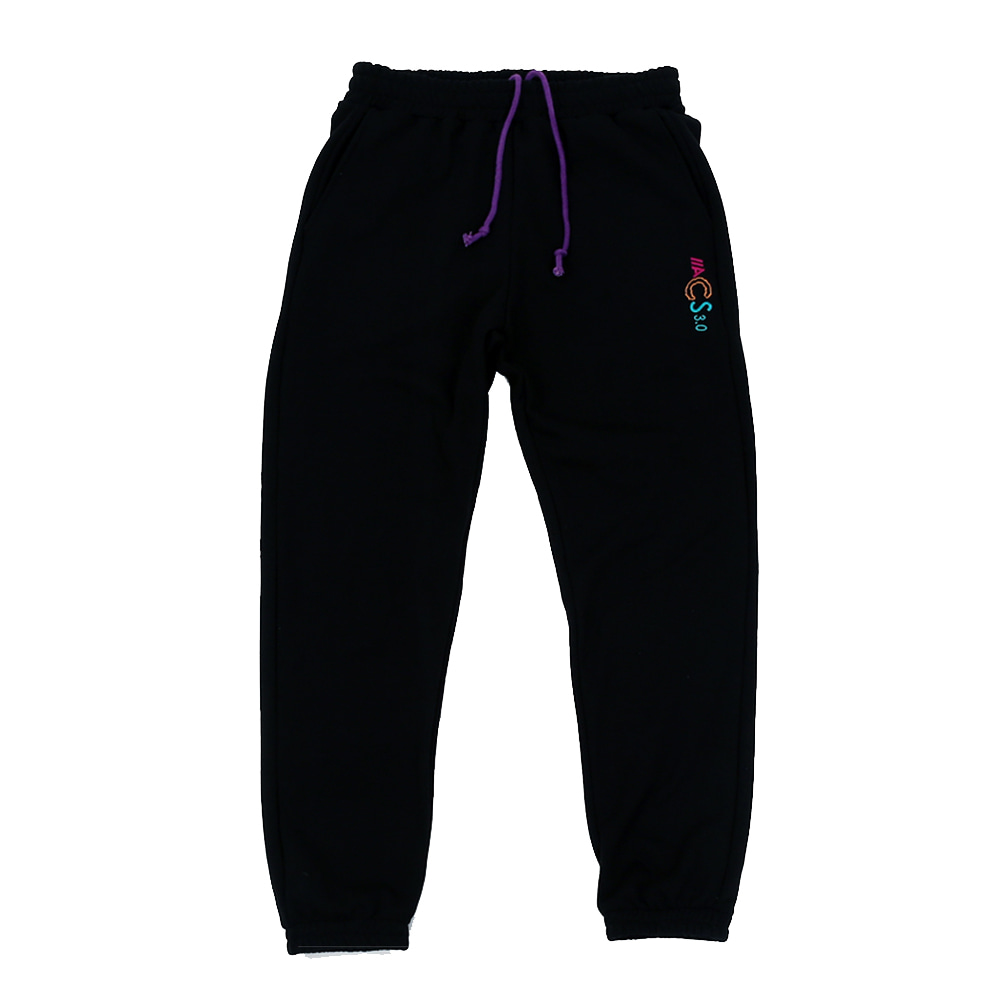ACS3.0 Track Pants_Black