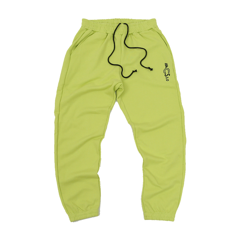 ACS3.0 Track Pants_Lime