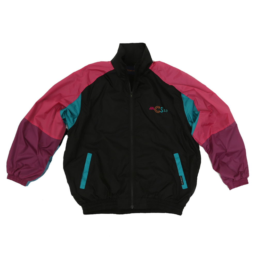 ACS3.0 Warm-up Jacket_Black