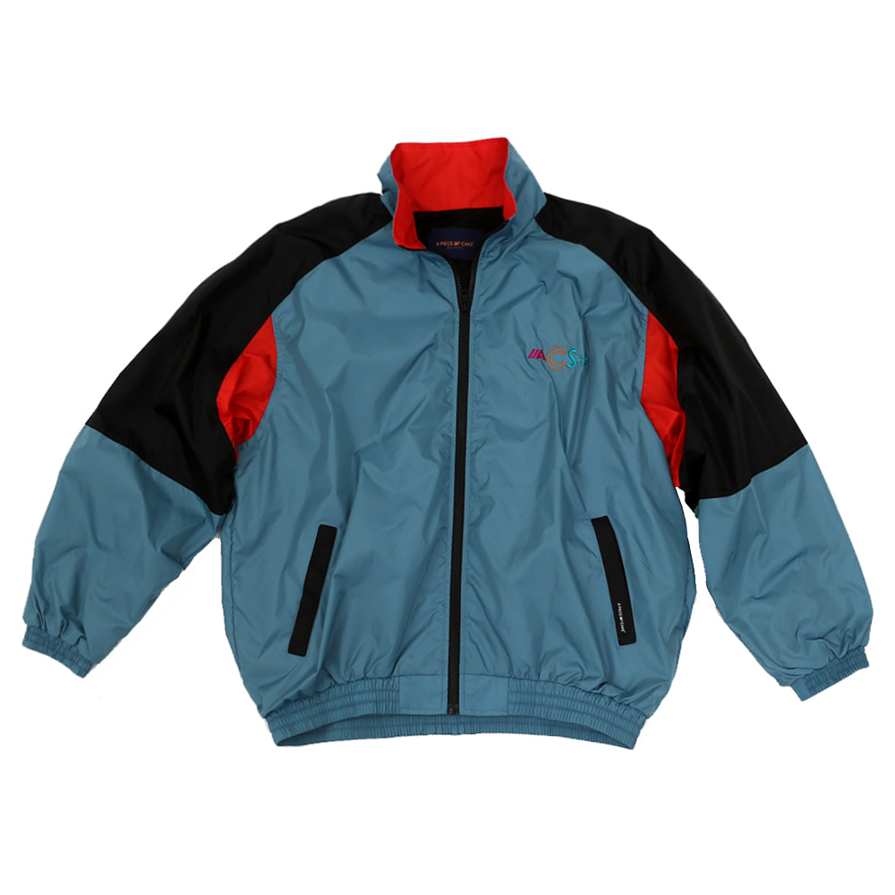 ACS3.0 Warm-up Jacket_BlueGrey