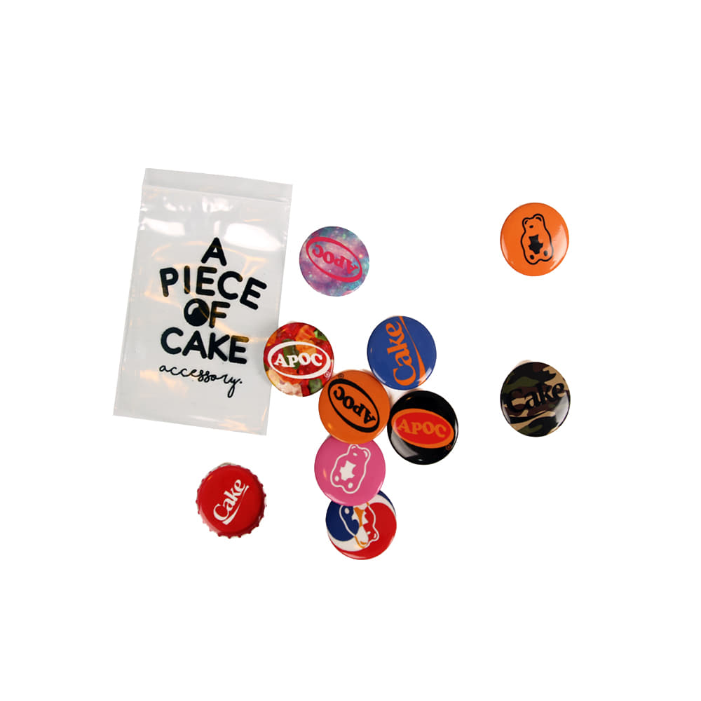 Pin Button Pack [10 Style in 1 Pack]