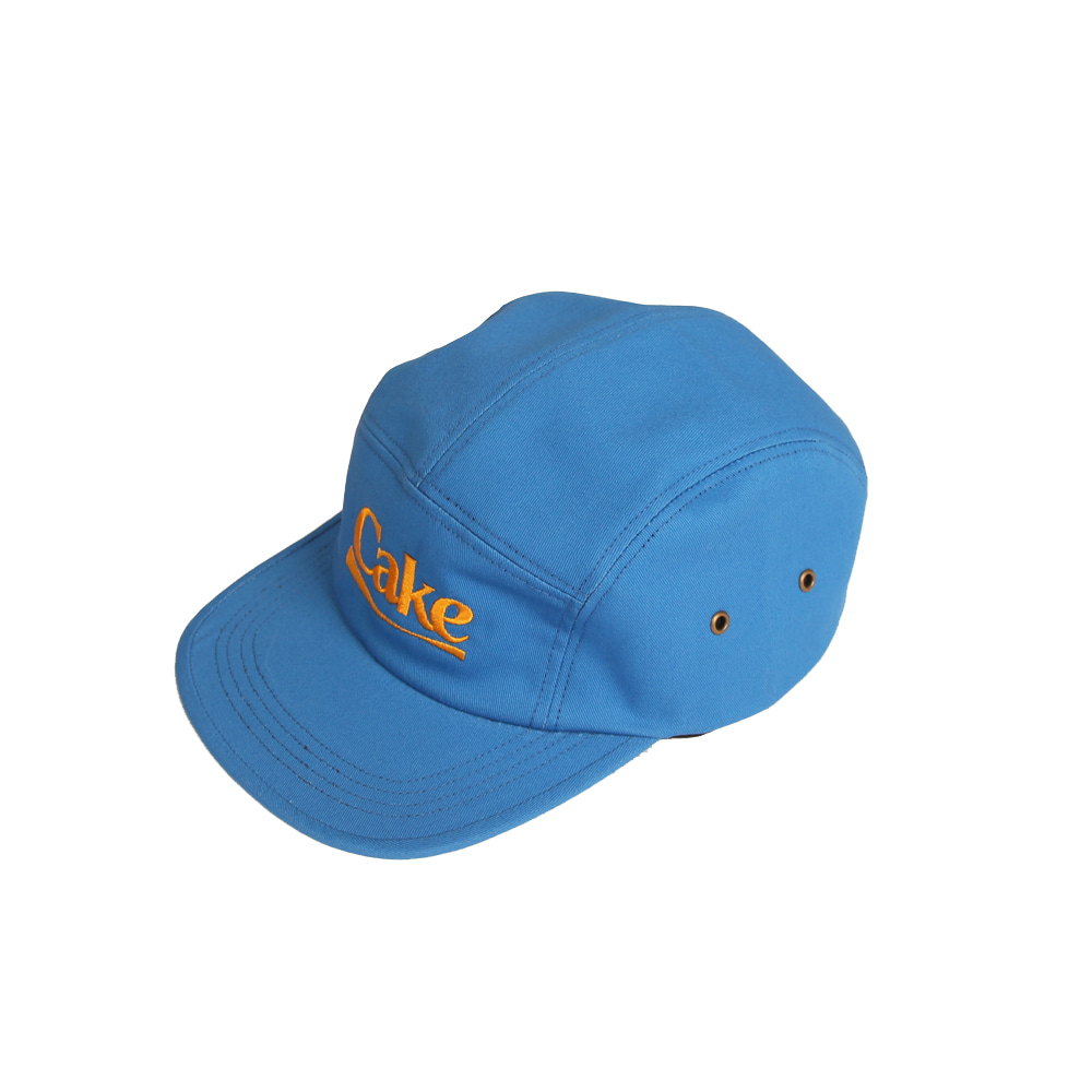 Cake Logo Camp Cap_Blue