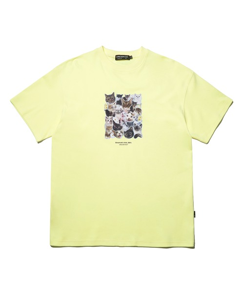 SCC Collage T-shirts_Lemon