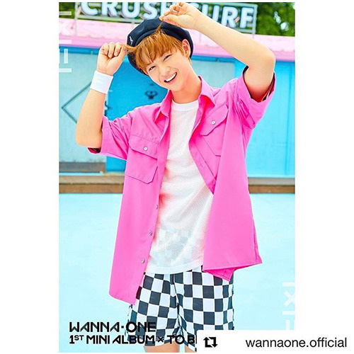 WANNA ONE - Bae Jin Young