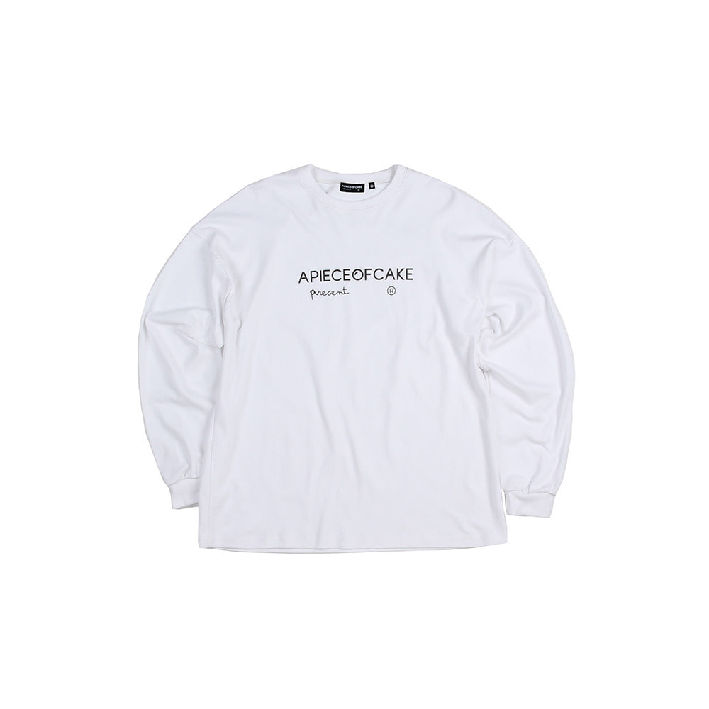 Basic Longsleeve_White