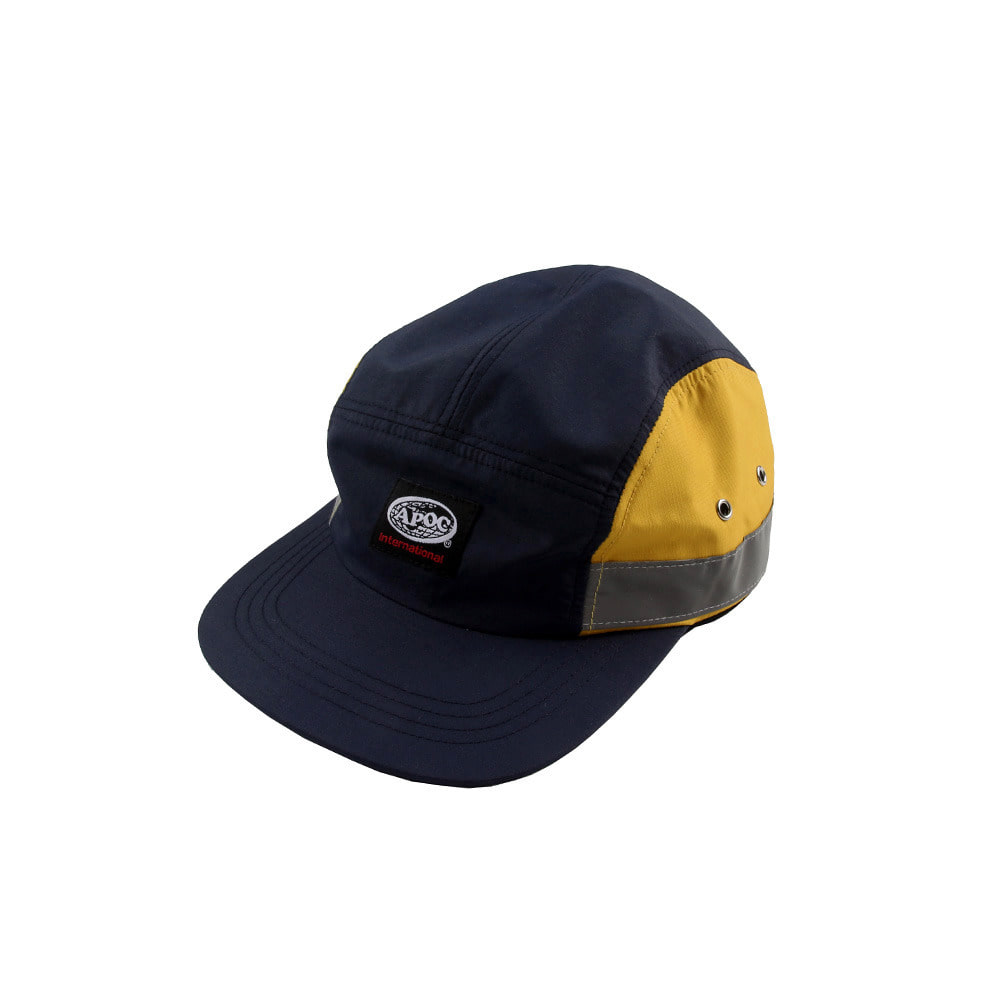 INTL Camp Cap_Yellow