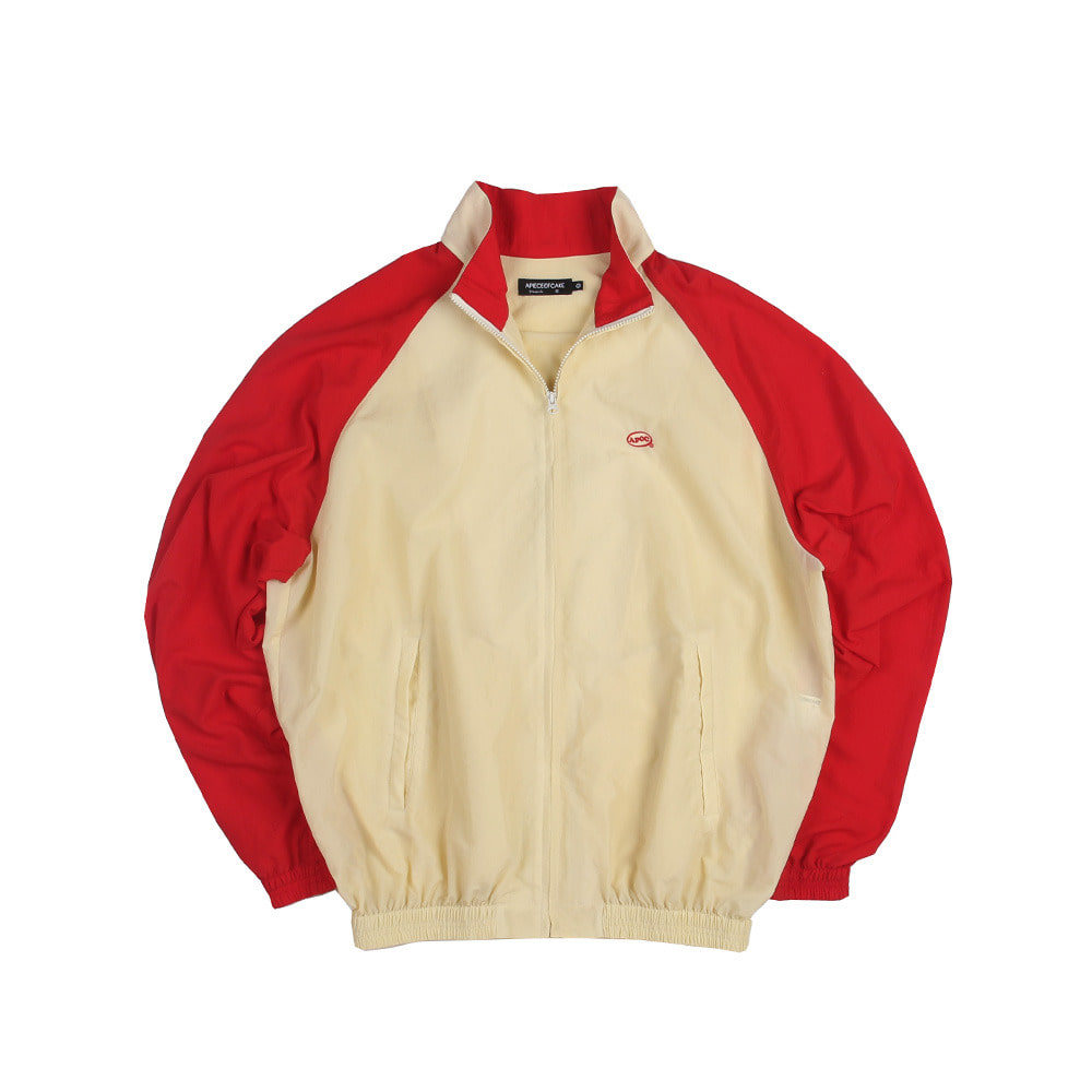 Track Jacket_Red