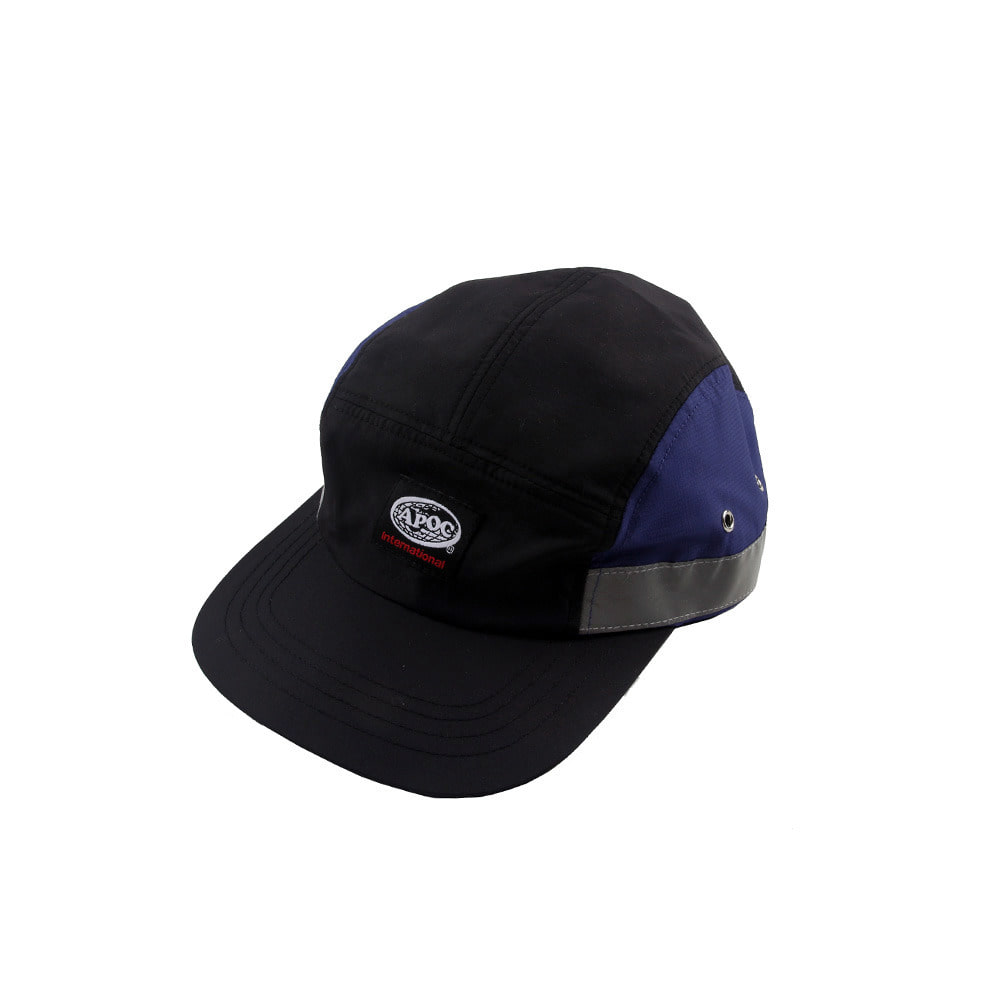 INTL Camp Cap_Blue