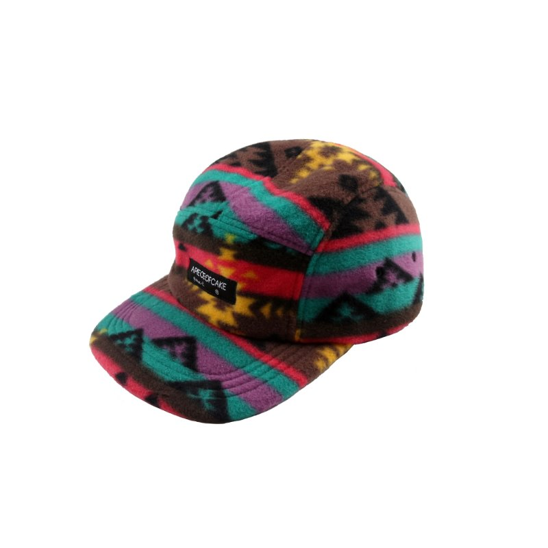 Fleece Camp Cap_Mountain