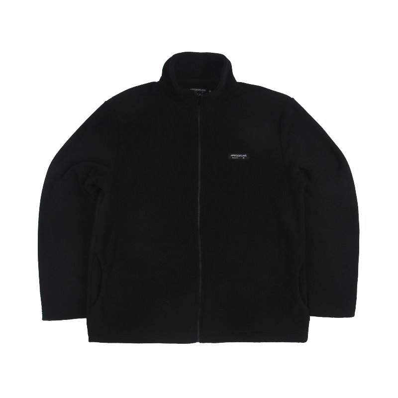 Basic Fleece Jacket_Black
