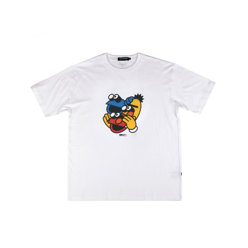 [GRAFFLEX] FIRST EXPERIENCE 1/2 T-shirts