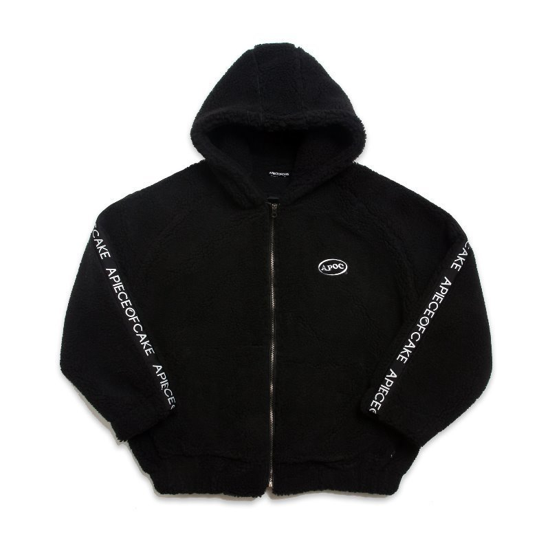 Dumble Hoodie Jacket_Black
