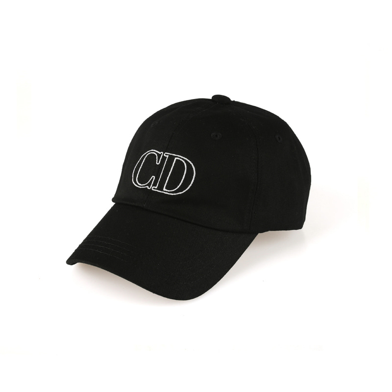 CD Ball Cap_Black