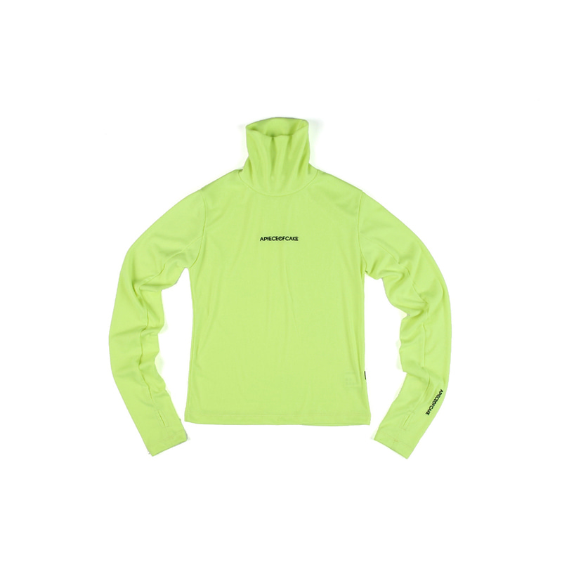 Polo Neck T-shirts_Neon