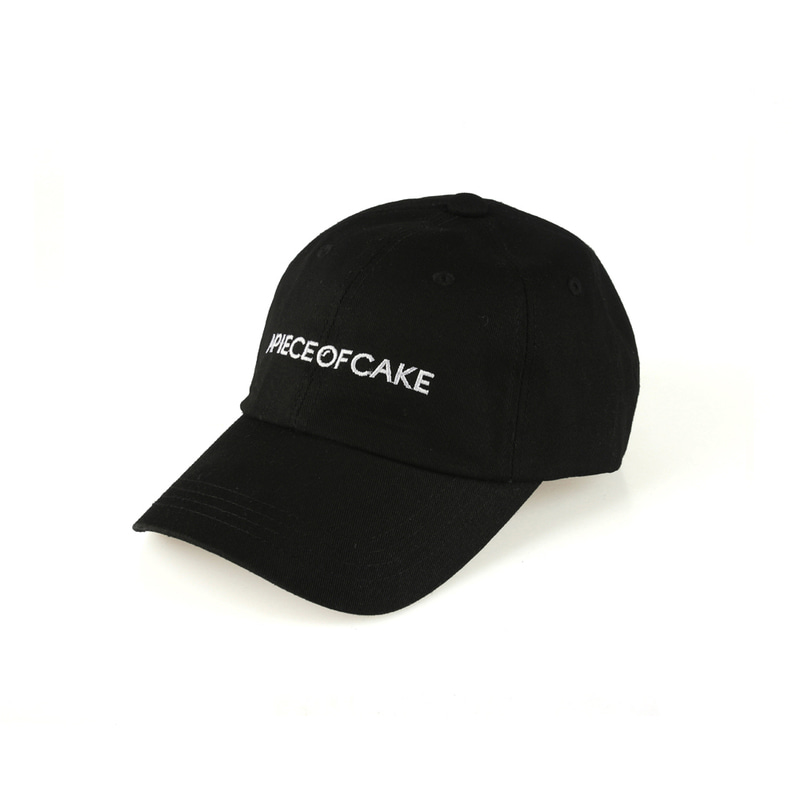 Logo Ball Cap_Black