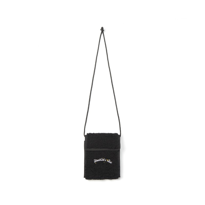 SCC Neck Pouch_Black