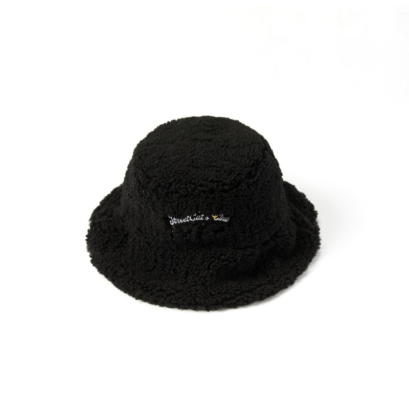 SCC Bucket Hat_Black